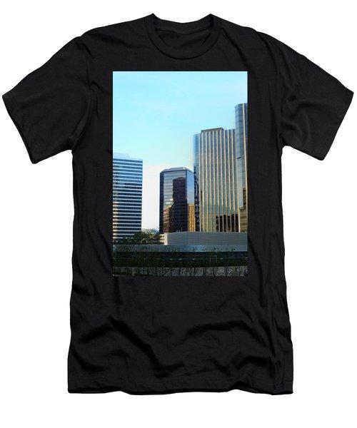 La Reflective Men's T-Shirt (Athletic Fit)