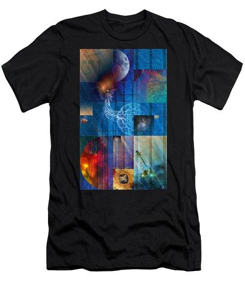 La Signatura Men's T-Shirt (Slim Fit) by Kenneth Armand Johnson