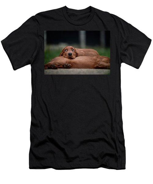La Vita E Bella Men's T-Shirt (Athletic Fit)