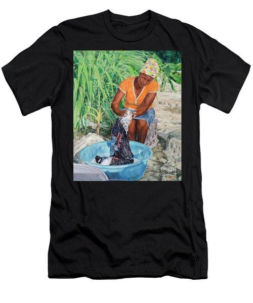 Labour Of Love Men's T-Shirt (Athletic Fit)