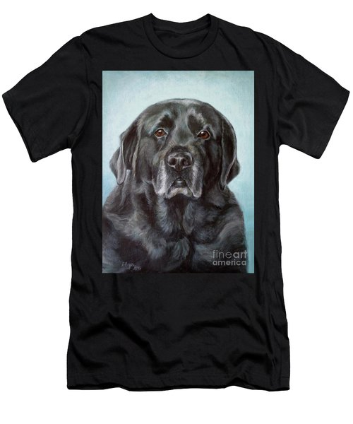 Labs Are The Most Sincere Men's T-Shirt (Athletic Fit)