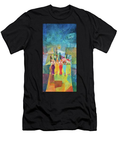 Ladie's Night Out Men's T-Shirt (Athletic Fit)