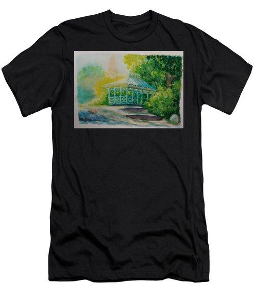 Ladies Pavilion, Cpnyc Men's T-Shirt (Athletic Fit)