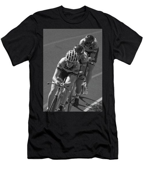 Ladies Pursuit Men's T-Shirt (Athletic Fit)