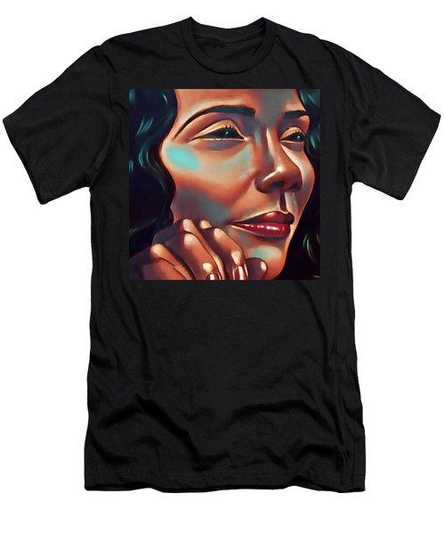 Lady Coretta Men's T-Shirt (Athletic Fit)