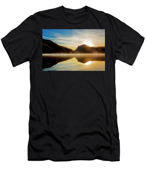 Lady In The Lake Men's T-Shirt (Athletic Fit)
