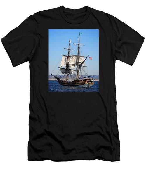 Lady Washington I Men's T-Shirt (Athletic Fit)