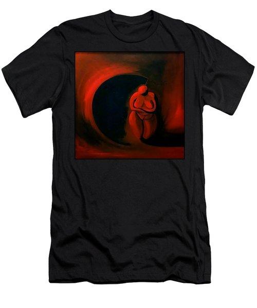 Lady Willendorf Men's T-Shirt (Athletic Fit)