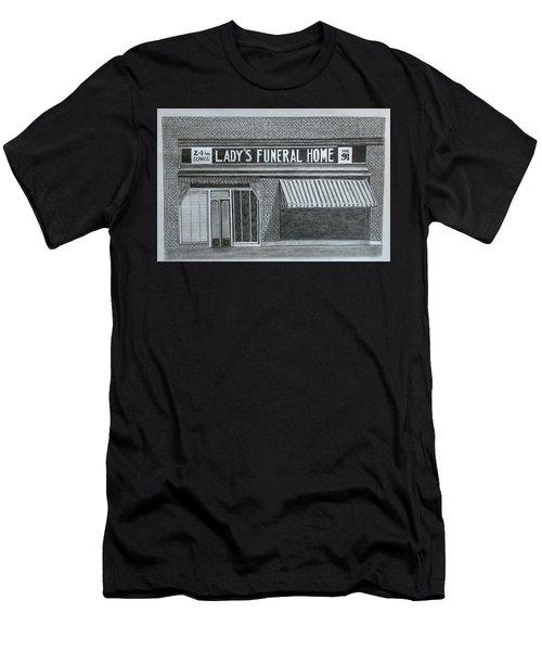 Lady's 1934 Men's T-Shirt (Athletic Fit)