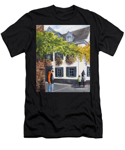 Lady's Man Men's T-Shirt (Athletic Fit)