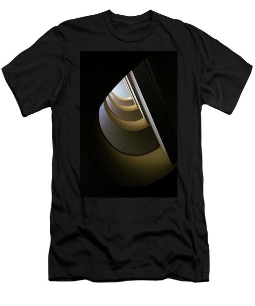 Laescalerademiabuela 2 Men's T-Shirt (Athletic Fit)