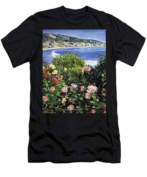 Laguna Beach Men's T-Shirt (Athletic Fit)
