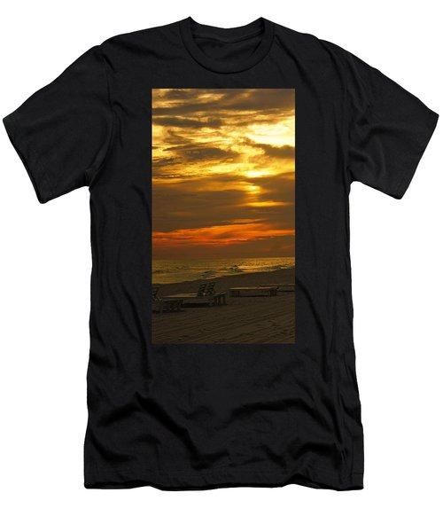 Laguna Beach Men's T-Shirt (Athletic Fit)