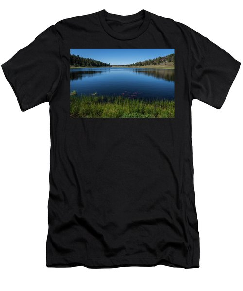 Laguna Meadow Lake Men's T-Shirt (Athletic Fit)