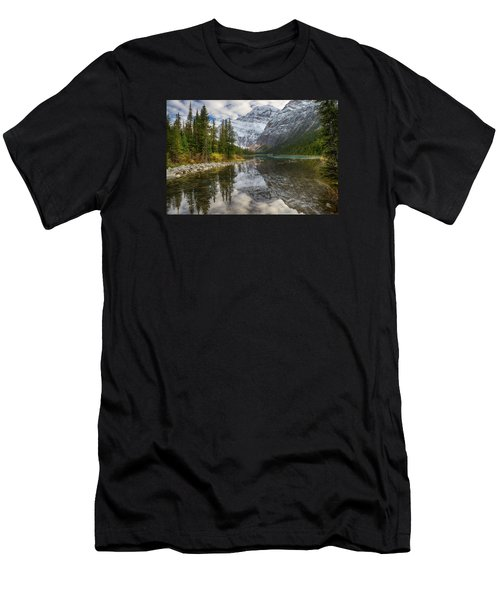 Lake Cavell Men's T-Shirt (Athletic Fit)