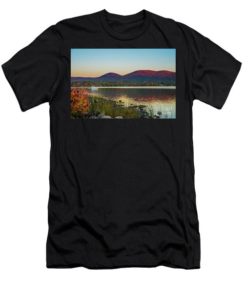 Lake Cruise Men's T-Shirt (Athletic Fit)
