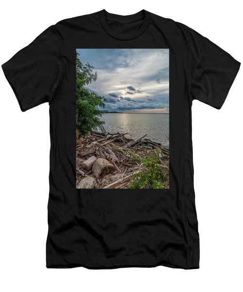 Lake Erie Serenade Men's T-Shirt (Athletic Fit)