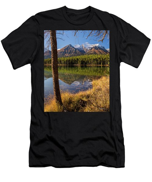 Lake Herbert Reflections Men's T-Shirt (Athletic Fit)