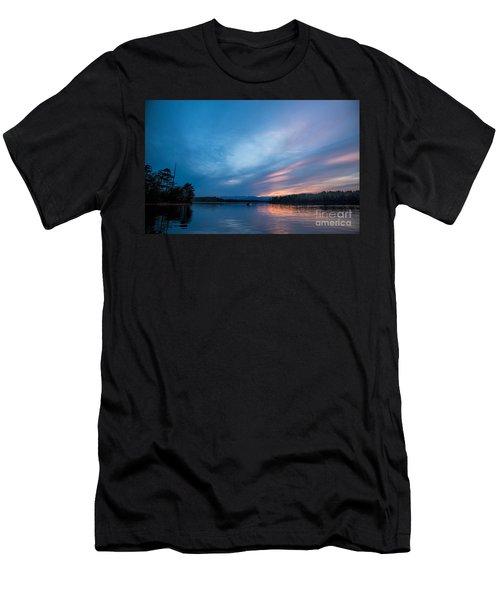 Lake James Portal Men's T-Shirt (Athletic Fit)