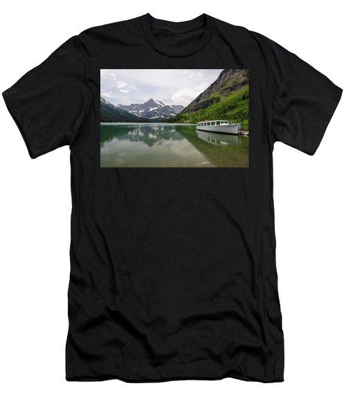 Lake Josephine Men's T-Shirt (Athletic Fit)