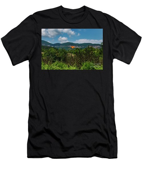 Lake Lure Men's T-Shirt (Athletic Fit)