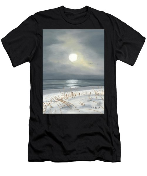 Lake Michigan Men's T-Shirt (Athletic Fit)