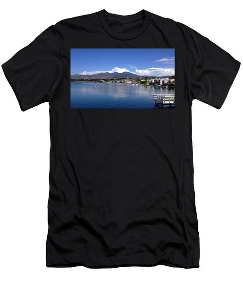 Lake Mission Viejo Men's T-Shirt (Athletic Fit)