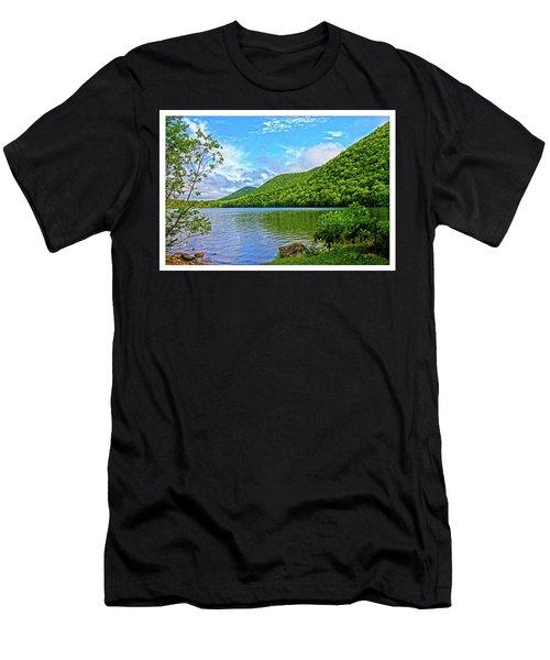 Lake O'law Provincial Park Men's T-Shirt (Athletic Fit)