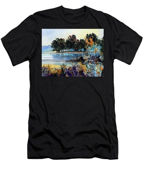 Lake Point Men's T-Shirt (Athletic Fit)