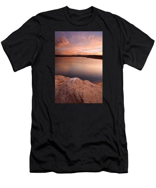 Lake Powell Dawn Men's T-Shirt (Athletic Fit)