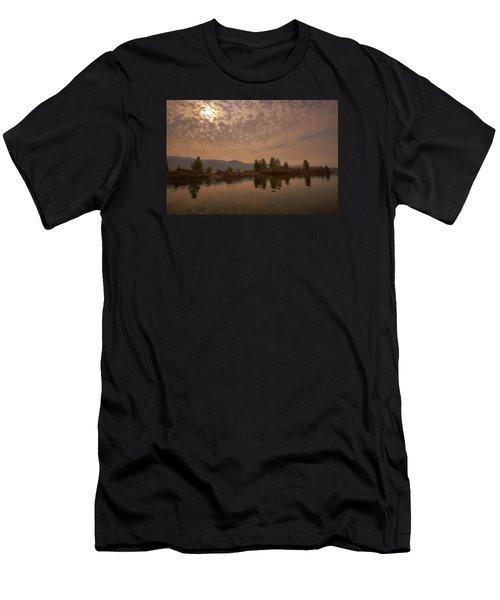 Lake Roosevelt Washington2 Men's T-Shirt (Athletic Fit)