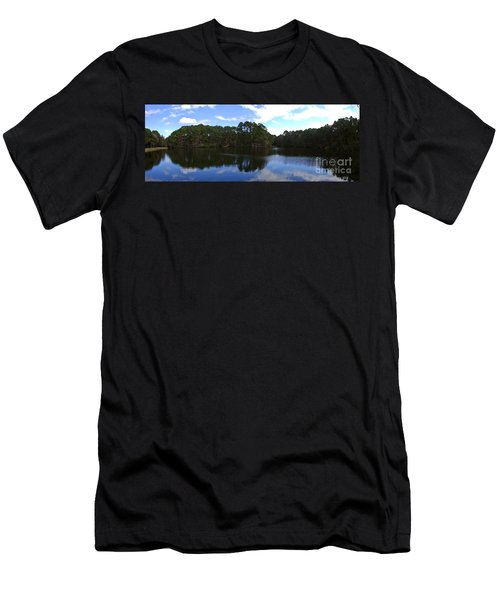 Lake Thomas Hilton Head Men's T-Shirt (Athletic Fit)