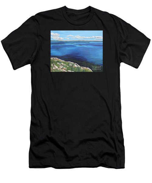 Lake Toho Men's T-Shirt (Athletic Fit)