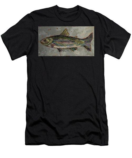 Lake Trout Men's T-Shirt (Athletic Fit)