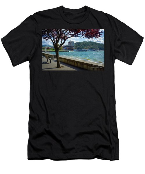 Lakefront Cda Men's T-Shirt (Athletic Fit)