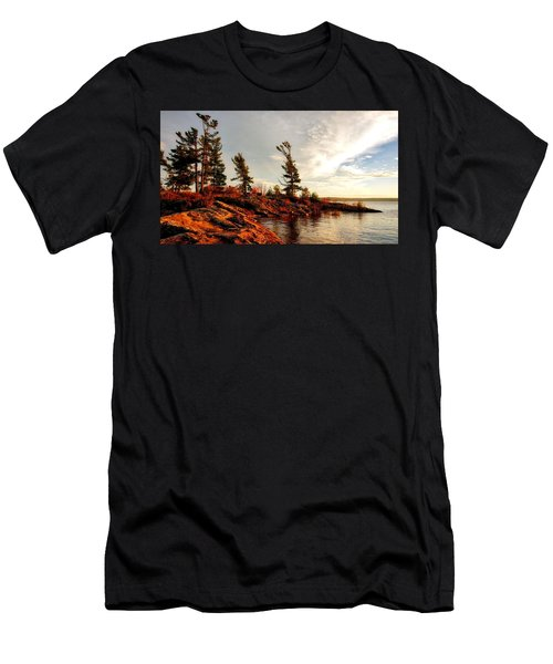 Lakeshore Men's T-Shirt (Athletic Fit)