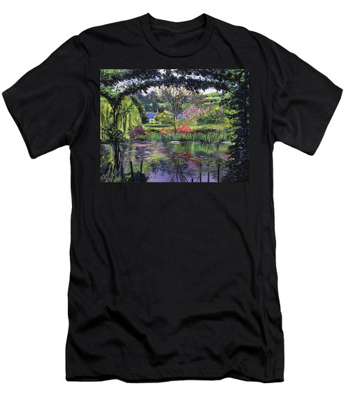 Lakeside Giverny Men's T-Shirt (Athletic Fit)