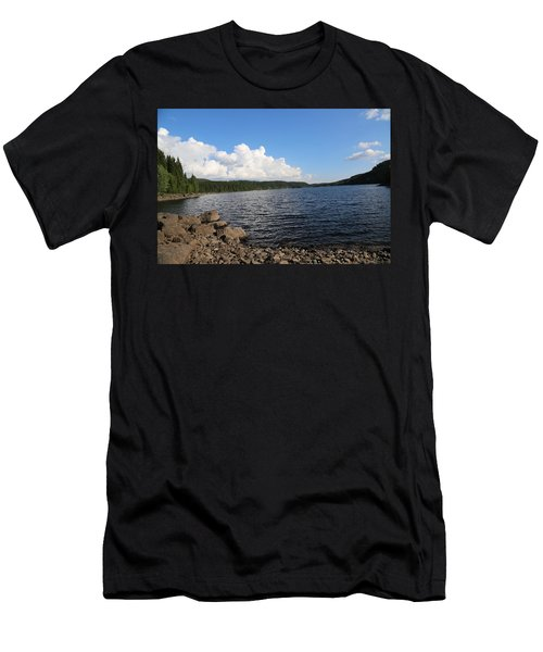 Lakeside Men's T-Shirt (Athletic Fit)