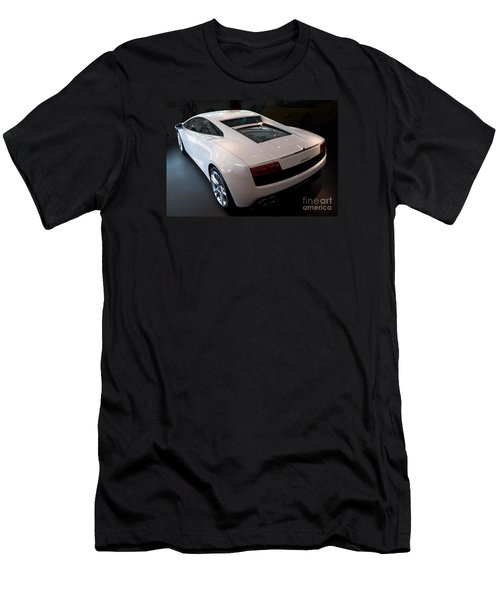 Lamborghini Gallardo Lp550-2 Men's T-Shirt (Athletic Fit)