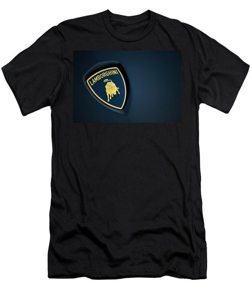 Lamborghini  Men's T-Shirt (Athletic Fit)