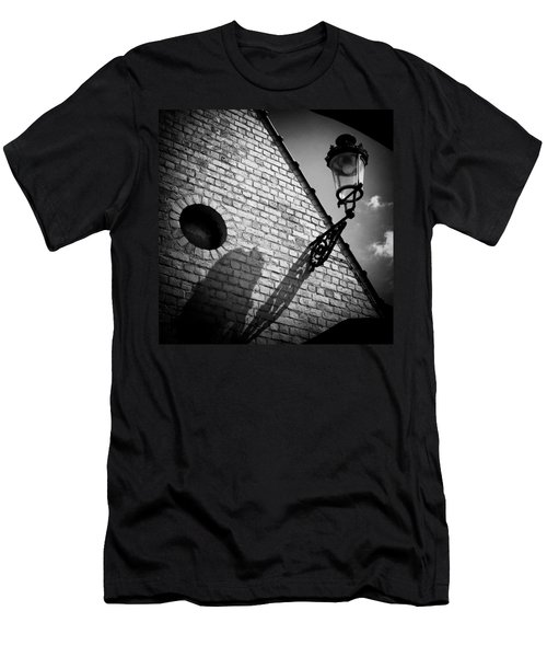 Lamp With Shadow Men's T-Shirt (Athletic Fit)