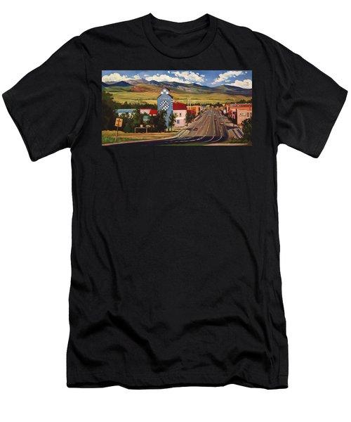 Lander 2000 Men's T-Shirt (Athletic Fit)