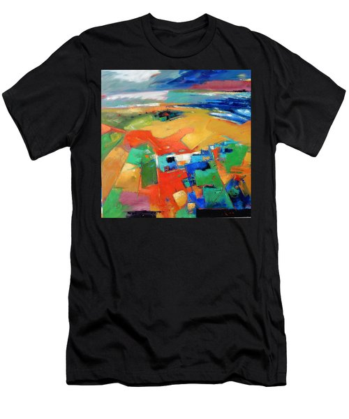 Landforms, Suggestion Of A Memory Men's T-Shirt (Athletic Fit)