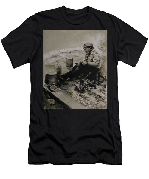 Landier.  Tinsmith. Men's T-Shirt (Athletic Fit)