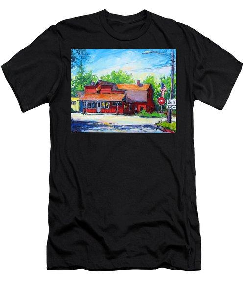 Landmark Six Men's T-Shirt (Athletic Fit)