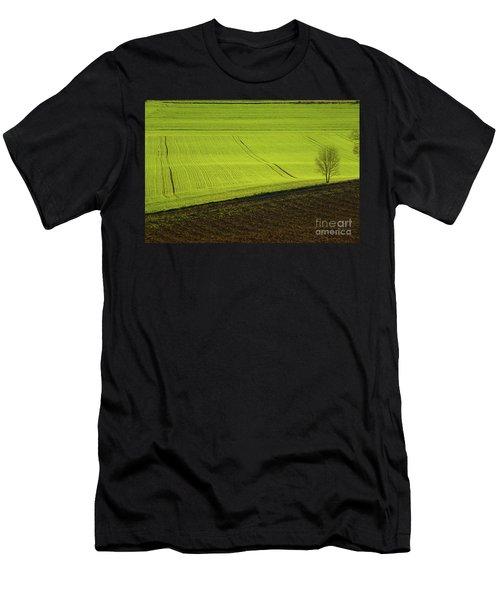 Landscape 4 Men's T-Shirt (Athletic Fit)