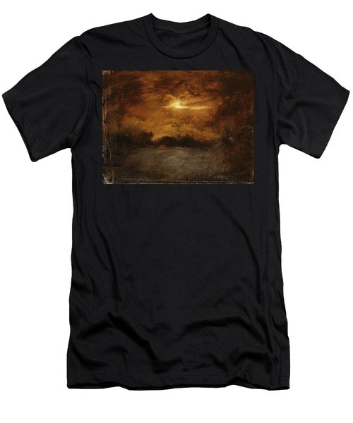 Landscape 42 Men's T-Shirt (Athletic Fit)