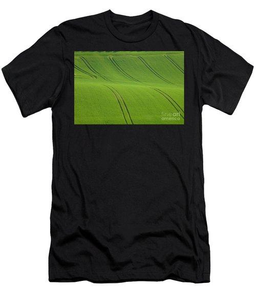 Landscape 5 Men's T-Shirt (Athletic Fit)