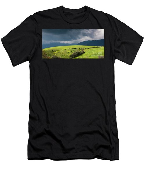 Landscape Aspromonte Men's T-Shirt (Athletic Fit)