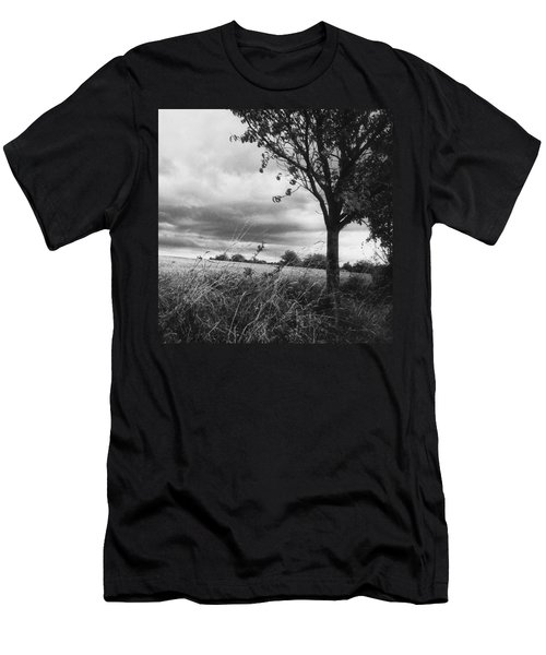 Landschaft Ist Auch Da - Men's T-Shirt (Athletic Fit)